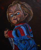 Chucky by JosefVonDoom