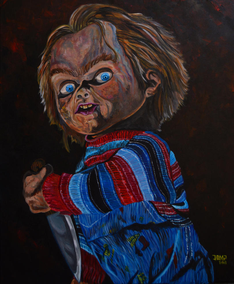Chucky Wallpapers: Chucky By JosefVonDoom On DeviantArt