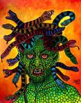 Medusa by JosefVonDoom