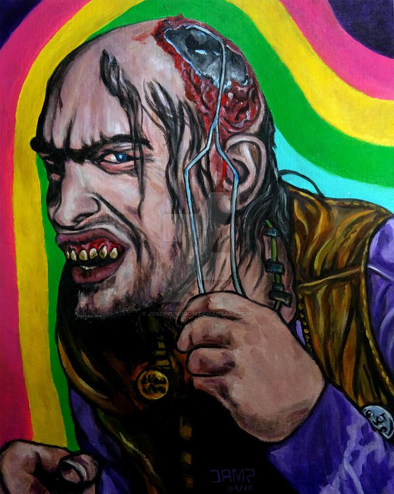 Chop Top (Texas Chainsaw Massacre 2) by JosefVonDoom on DeviantArt