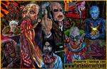 Josef Von Doom new Horror Card !!