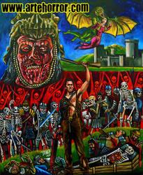 Army of Darkness by JosefVonDoom