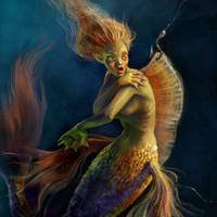 Goldfish by Sophia-M