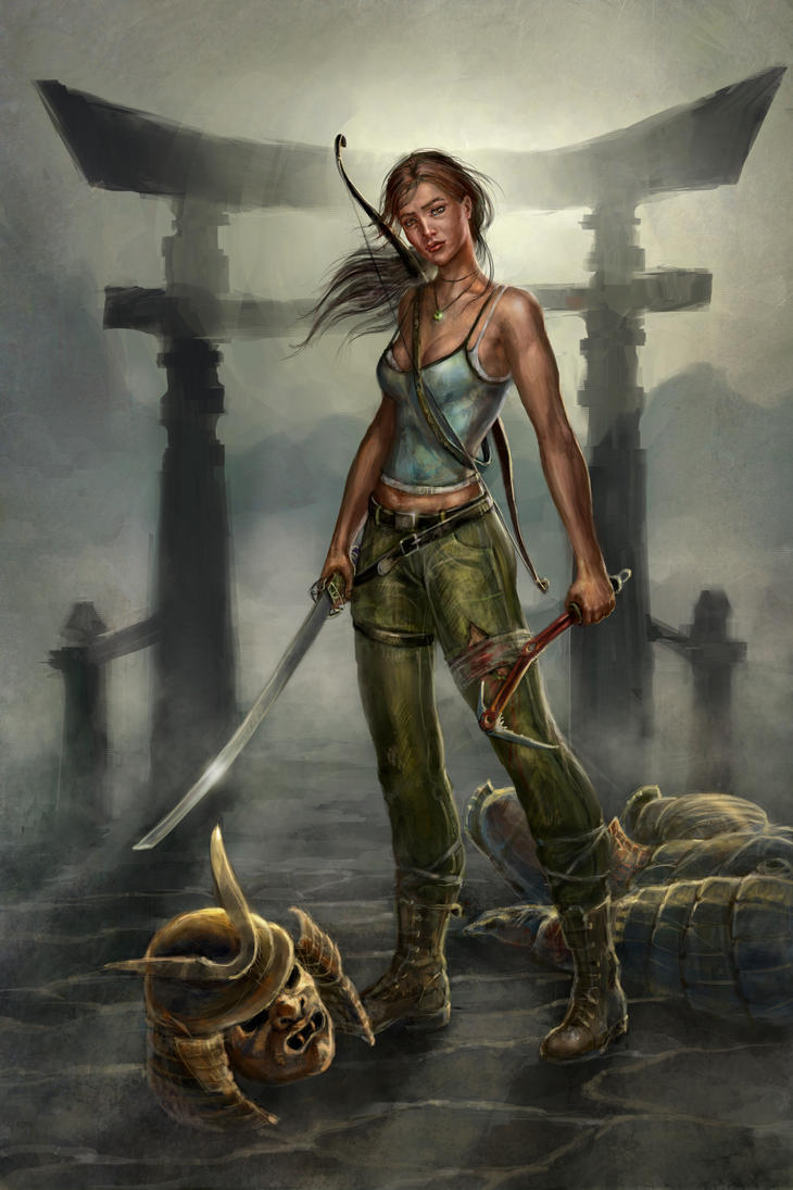 Tomb Raider Reborn Contest by Sophia-M