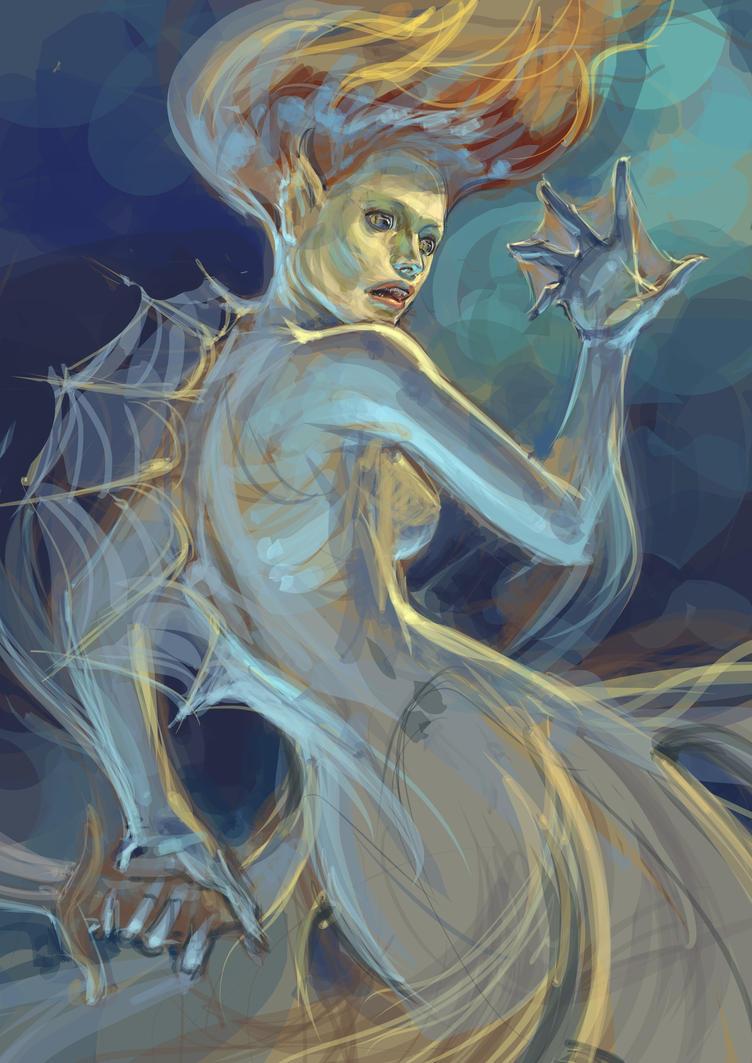 Siren wip by Sophia-M