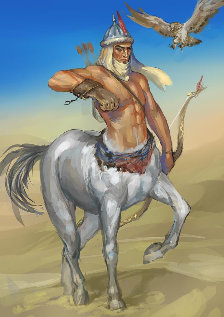 arabian stallion wip2 by Sophia-M