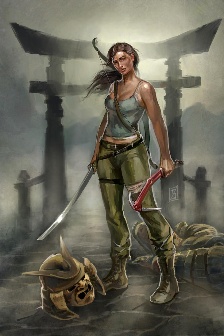 Tomb Raider by Sophia-M