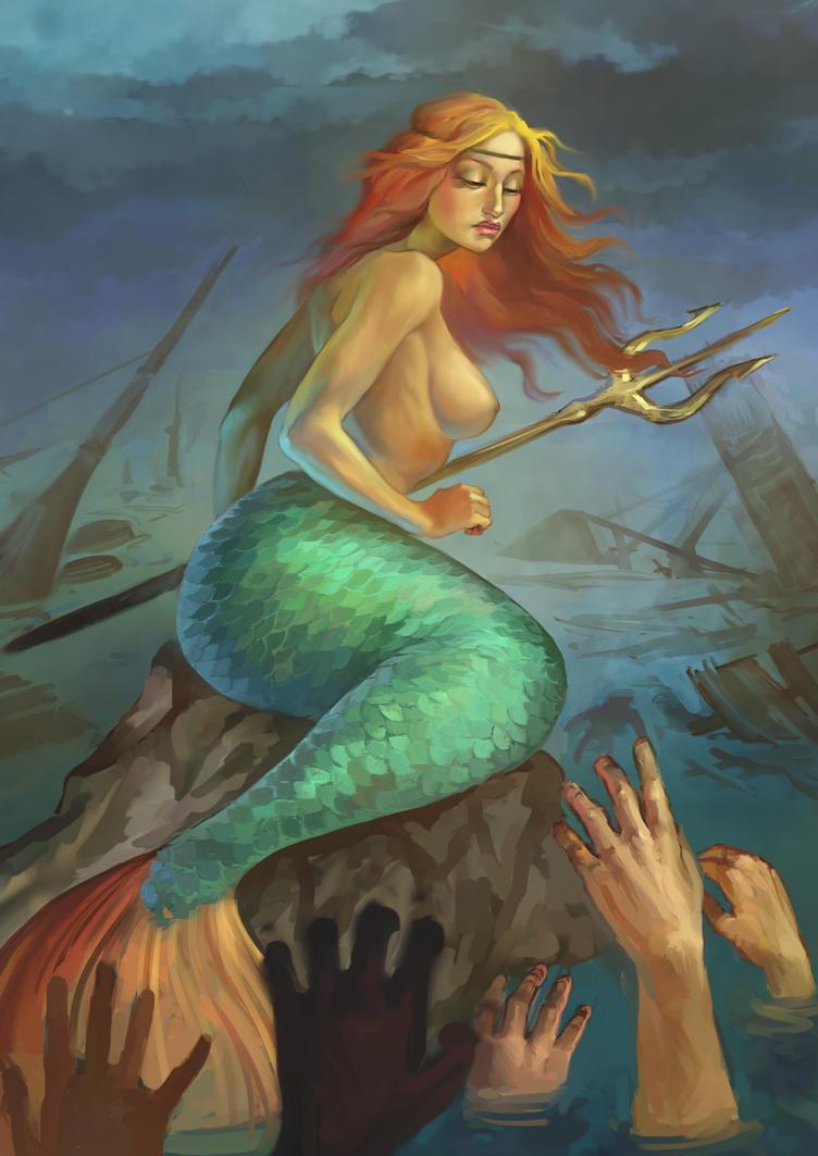 Let them drown (update) by Sophia-M