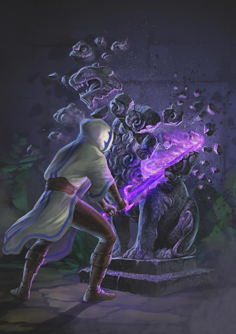 Astral sword by Sophia-M