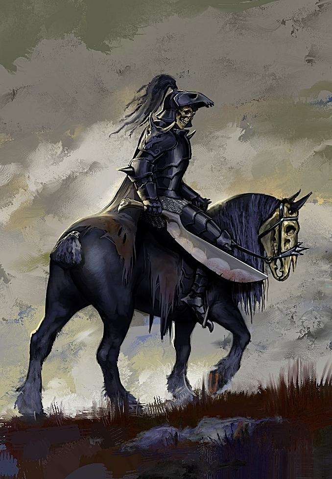 Death Knight by Sophia-M
