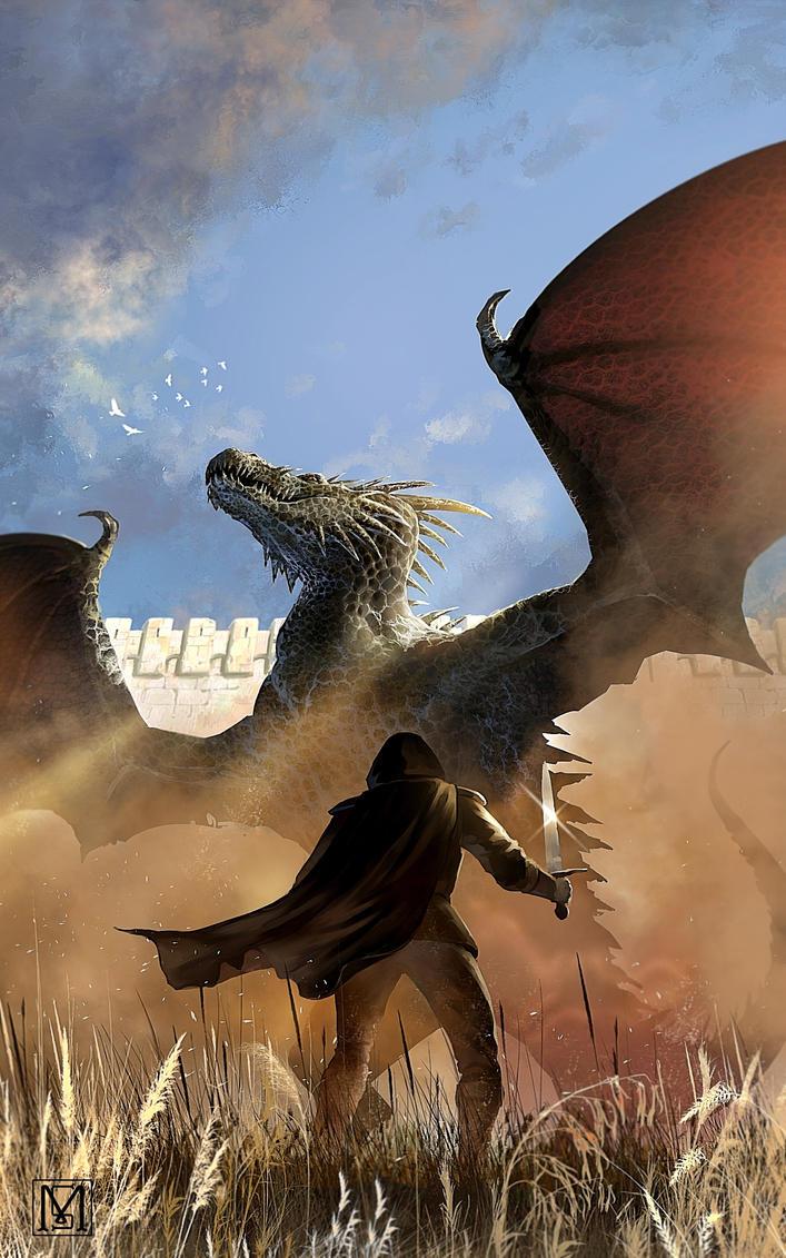 Dragon by Sophia-M