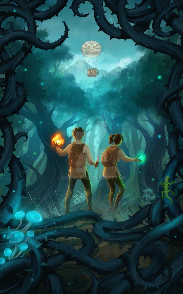 Adventure by Sophia-M