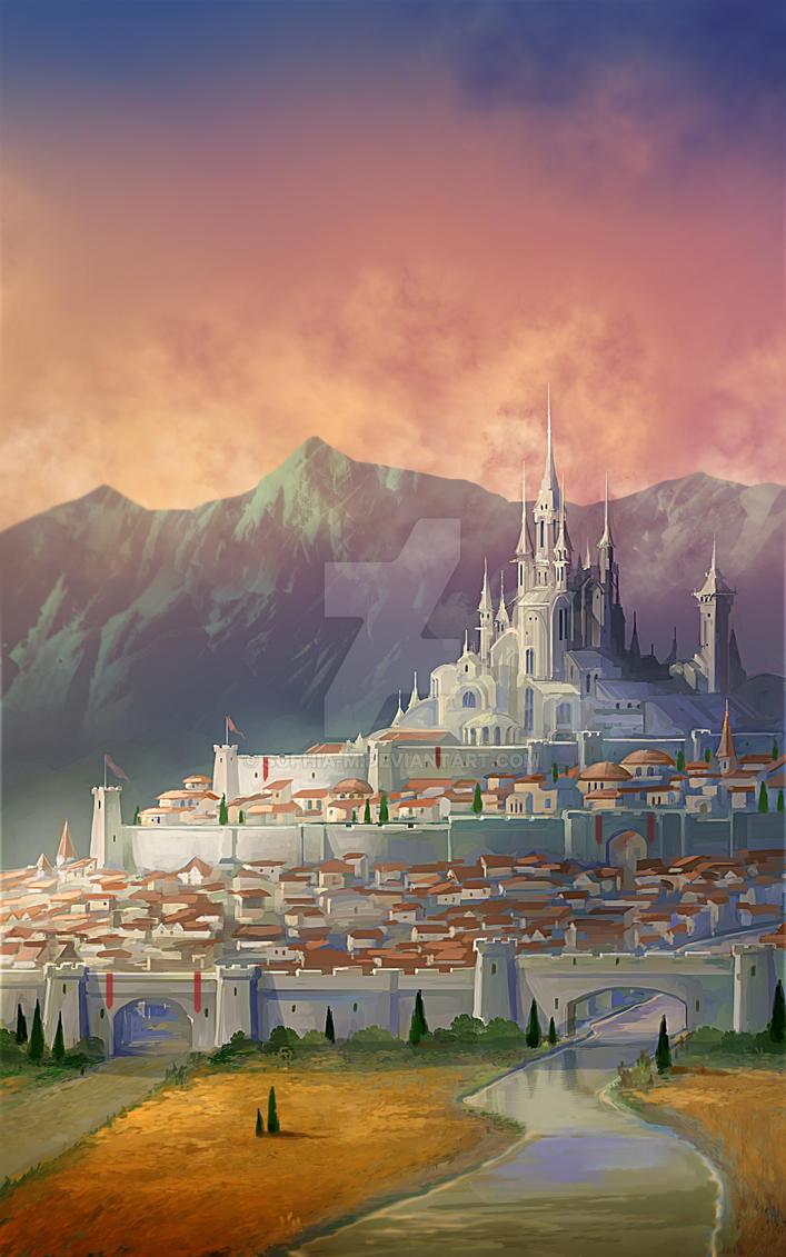 City by Sophia-M