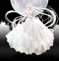 Princess Serenity by uraasa