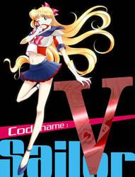 Sailor V by uraasa