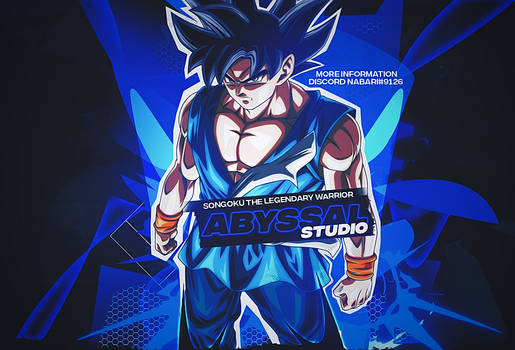 {Banner} - Abyssal Studio - by NabariGraph