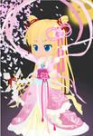 My spiritual shrine maiden