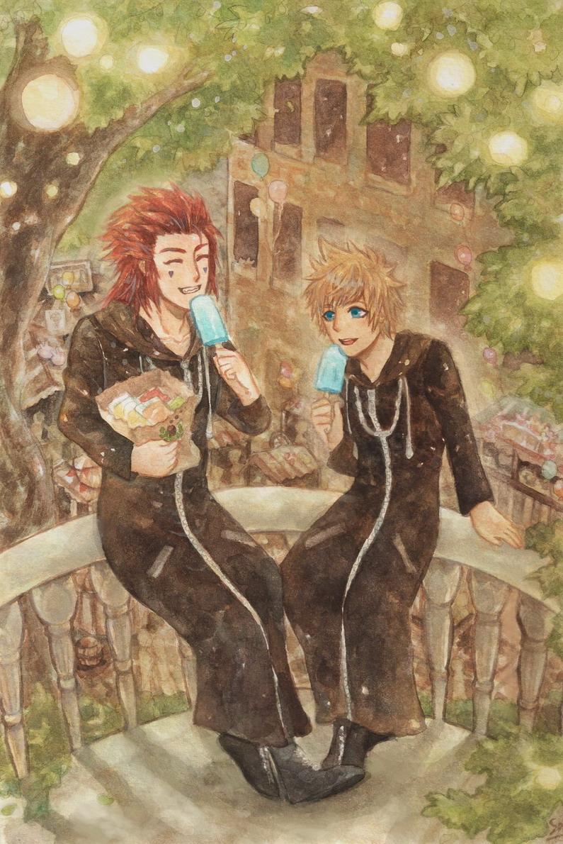 KH--Twilight memory by thanyawan