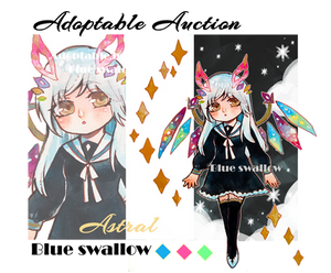 [OPEN] Adoptable auction *1