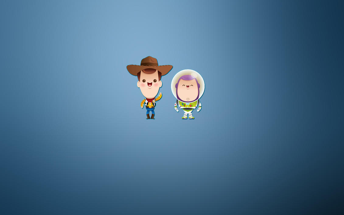 Kawaii Wallpaper Toy Story By Invhizible