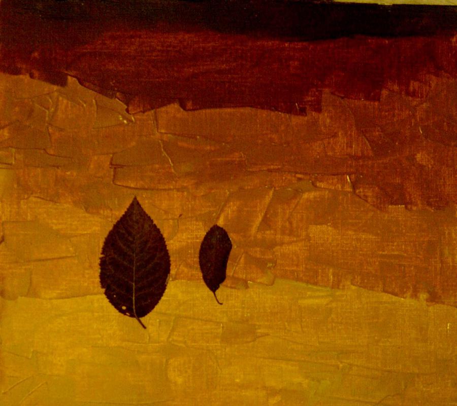 leaves-detail by MeralSarioglu