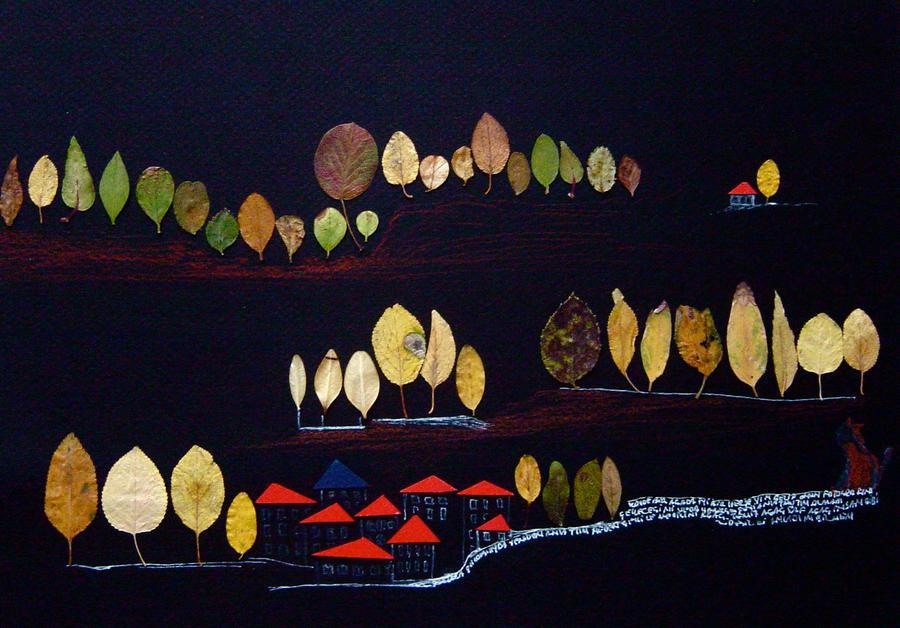 autumnIII by MeralSarioglu