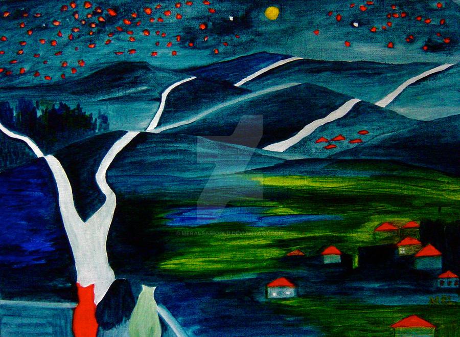 Yol... by MeralSarioglu