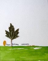 Happy B.Christiane by MeralSarioglu