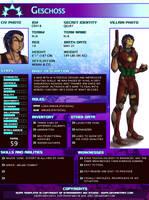 Geschoss profile by Atey