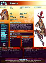 Risha's Profile by Atey