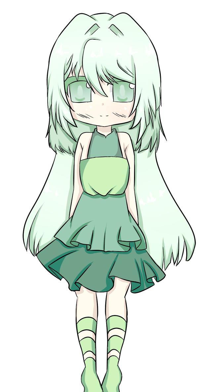 Una nueva personaje by ValeLChan