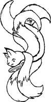 Odd Fox with a Key by Kayori-Ayane