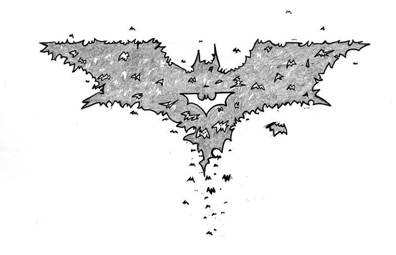 Batman The Dark Knight Tattoo By Zombindustries On DeviantART