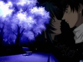 Sousuke x Chidori - Love Story by MizLou
