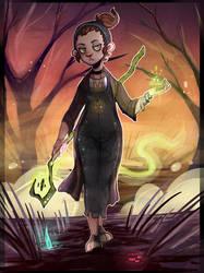 Witchsona by ayudash