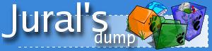 Jural's dump logo