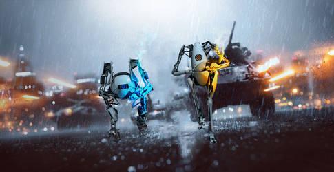 Portal-3(co-op)