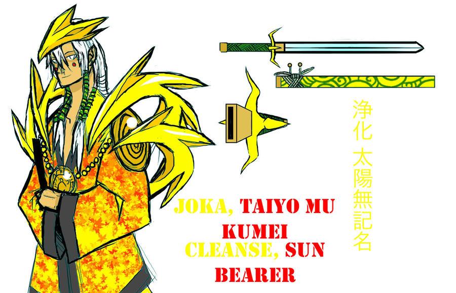 Taiyo mu Kimei by Ormagron