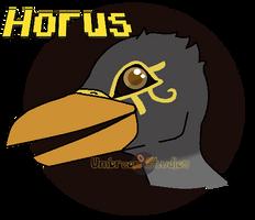 Horus Headshot