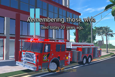 Remembering 9/11 (20 years)