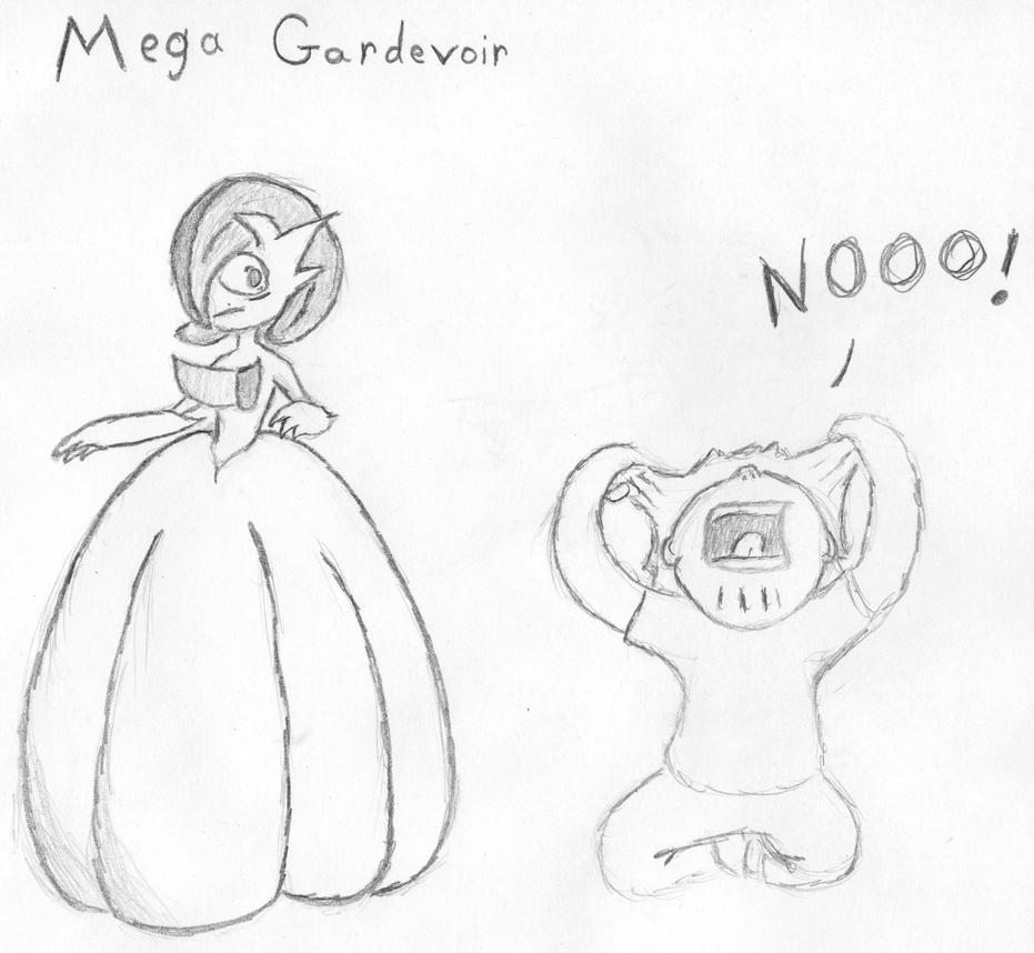 The Mega Evolution for Gardevoir is Dissapointing by Tiny5113Gardevoir Mega Evolution