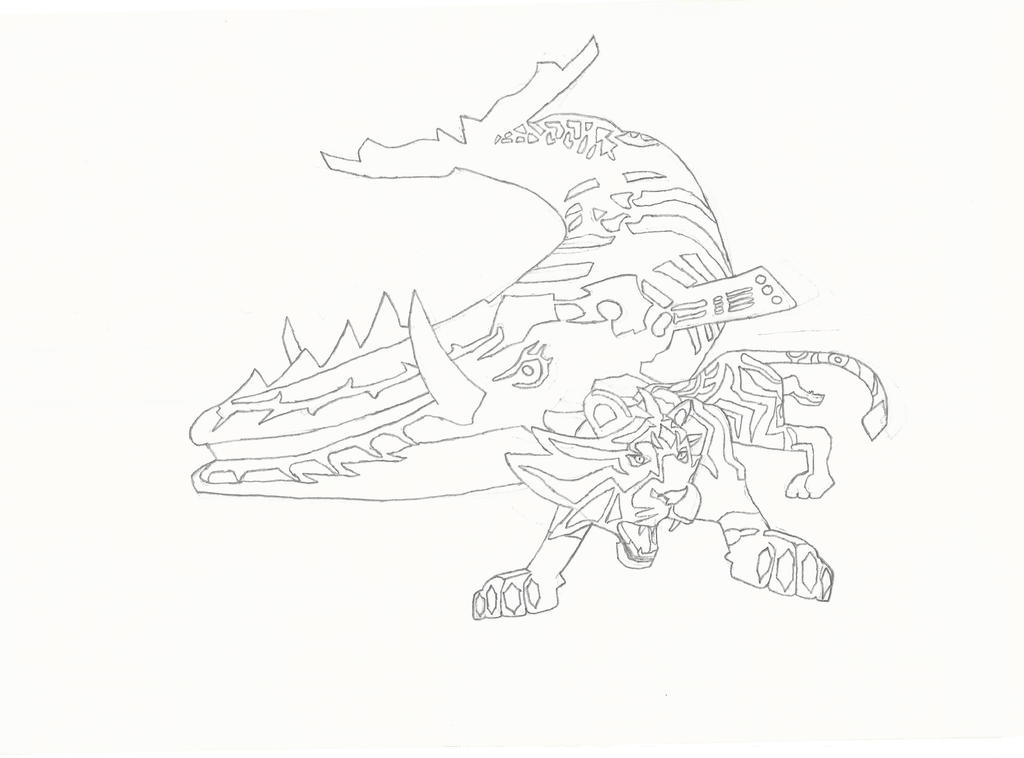 Galerry animal kaiser coloring pages