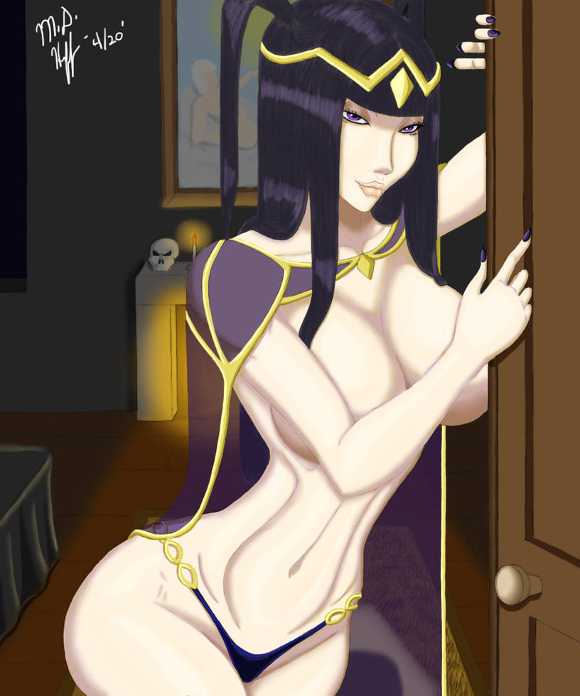Can i help you? ft. Tharja