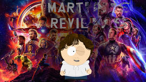 Martin reviews the Marvel Cinematic Universe
