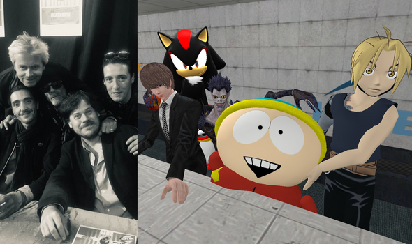 A day with French voice actors + Update September