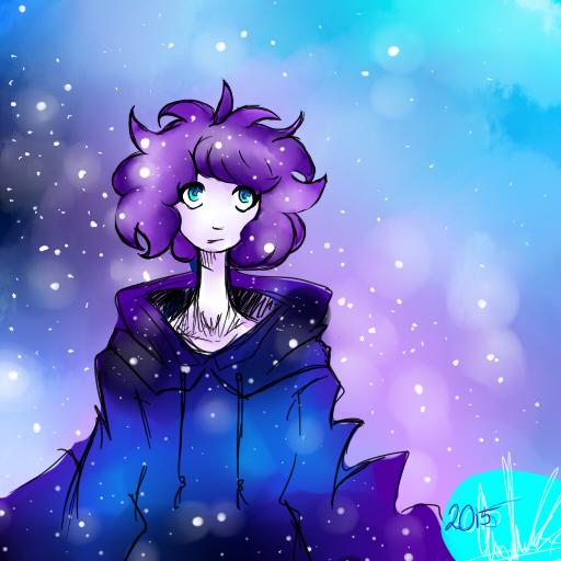 Purple by geckofeet