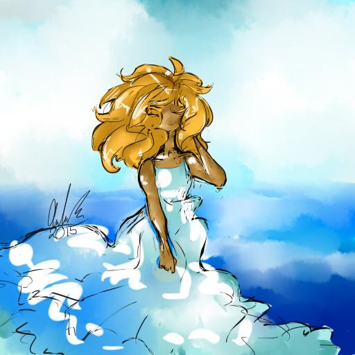 Windy by geckofeet