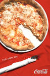 coke pizza by mansorio