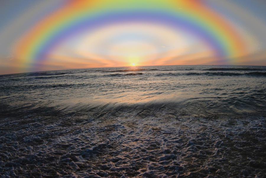 Rainbow by bulgphoto