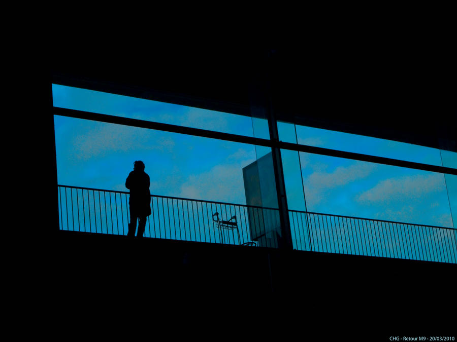 Contrejour CHG by bulgphoto